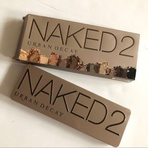 Urban Decay Naked 2 Eyeshadow Palette